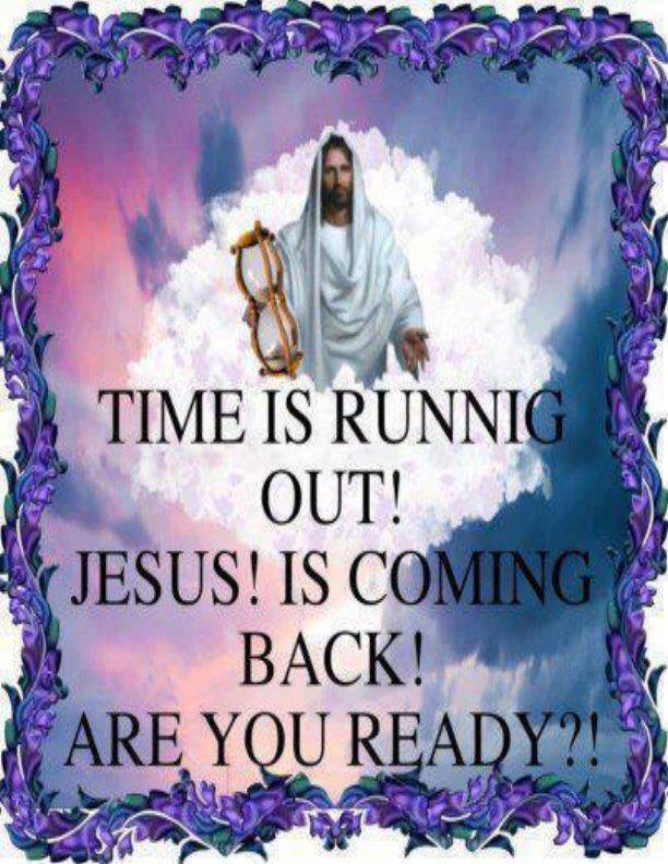 jesus coming again center for evangelists